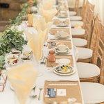 Marquee- Wedding breakfast
