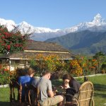 Family holiday in Nepal with educational tour, short hiking and jungle safari.