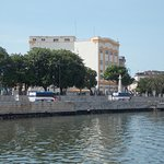 Old Havana, la Alameda de Paula