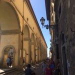 To the Ponte Vecchio