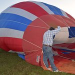 Helping to Inflate the Balloon