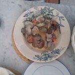 Les palourdes à la provençale