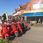 Gezellige tocht over de Veluwe met vriendinnen!