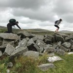 Fun on Dartmoor