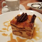 brandy bread pudding