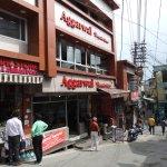 Aggarwal Restaurant at Kulri Bazar