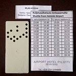 Foto de Airport Hotel Pilotti