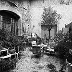 Foto de le jardin en ville