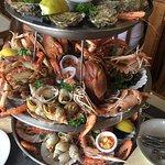 Excellent plateau de fruit de mer! Je recommande.