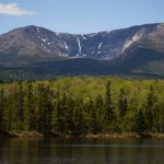 Photo of Mount Katahdin