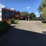 Best Western Plus Hotel Casteau Resort Mons Foto