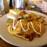 Whole Hog Omelette