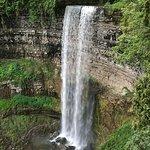 Tews Falls at Dusk