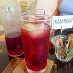 Hibiscus tea | The Rose Table