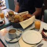 Formule petit-déjeuner