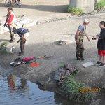 Ships Creek River Salmon Fishing