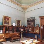 One view of the Study's main room