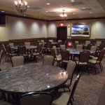 Conference and Meeting Room can be set up for banquets or other events.