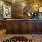 Let us here at Gutierrez Greet and Seat you for an AWESOME dining experience!