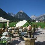 Alpine Wellnesshotel Karwendel Foto