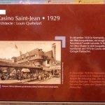 Casino St Jean on rue St Jean