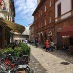 Side street in Ravenna