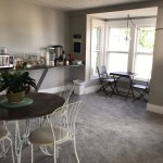 Lakeview House Breakfast Area