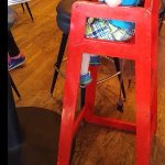 Amazing High Top - High Chair!