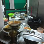Disorganised and dirty Kitchen at The Taste of India