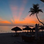 Sunset at Sandals Negril
