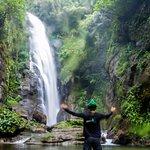 Cachoeira Queda do Meu Deus