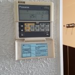 Control of air conditionner