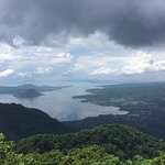 The View from Taal Vista