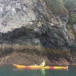 Kayaking in Kachemak Bay