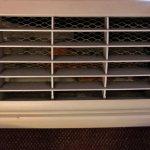 vomit? strawberry shake? bonus-coins in the room air conditioner
