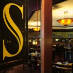 Spencer's for Steaks and Chops restaurant is on the lobby level of our hotel.