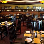 Spencer's Dining Room is open daily for lunch and dinner.