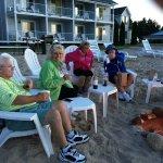Clearwater Lakeshore Motel Foto