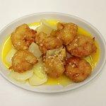 Butter Garlic Prawns