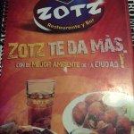 Photo of Zotz