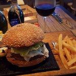 Kobe Burger & Fries