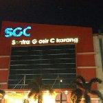 SGC saat malam