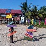 Amethyst Beach Bar Foto