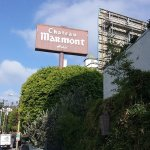 The Chateau Marmont, by George Vreeland Hill