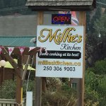 Millie's Kitchen, Lumby