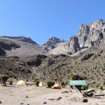 Climbing Mt Kenya guided by YHA-Kenya Travel, experts in Mountaineering, Mountain Climbing Adven