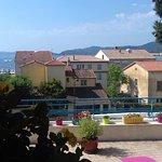 terrasse de lhotel