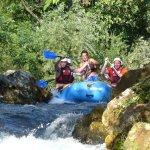 Croatia rafting August 2017