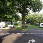 Foto di Abbey Wood Caravan Club Site