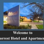 Forrest Hotel And Apartments